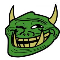 Trolls BR HueHueHue