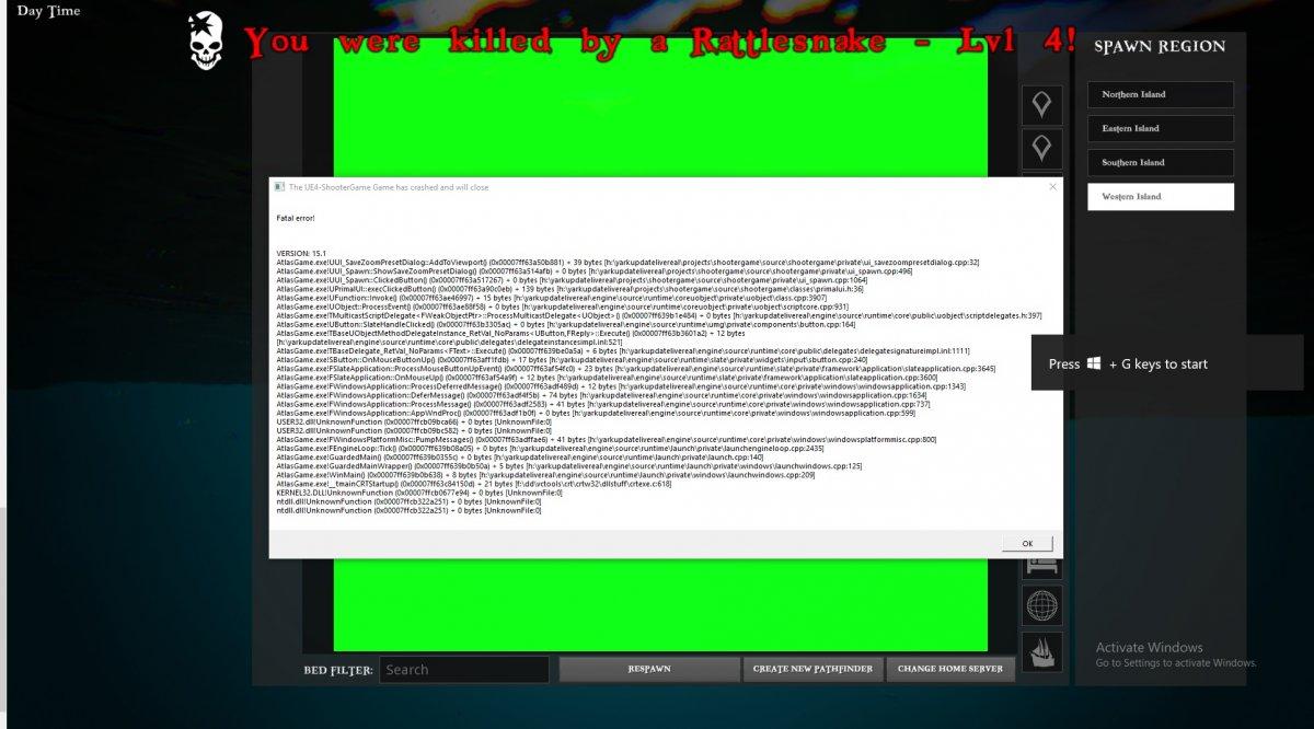 Ark Server Timeout Problem
