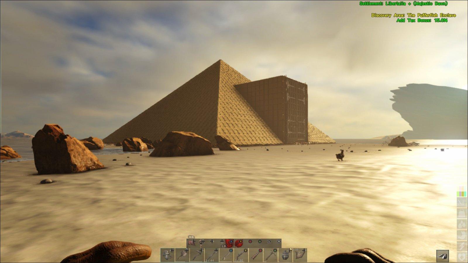 "H13 - ""The Pyramid"""