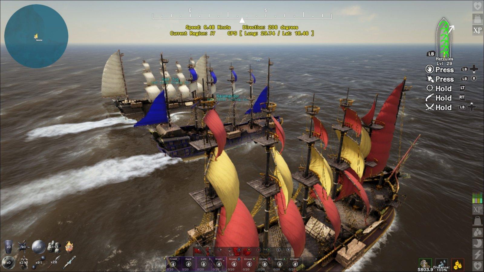 Alliance Galleon Haulage Fleet
